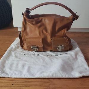 Authentic Marc Jacobs Camel Buckle Bag